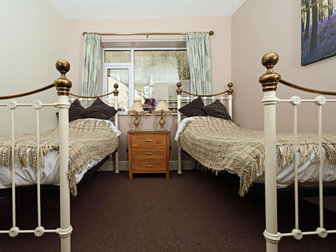 King William the Fourth Guest House at Settle in the Yorkshire Dales