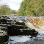 River Ribble at Stainforth