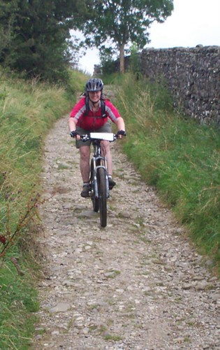 Gooseker Downhill MTB near Stainforth in Yorkshire Dales