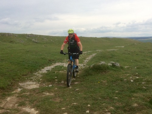 Sulber Nick on Pennine Bridleway