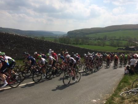 Tour de Yorkshire Race