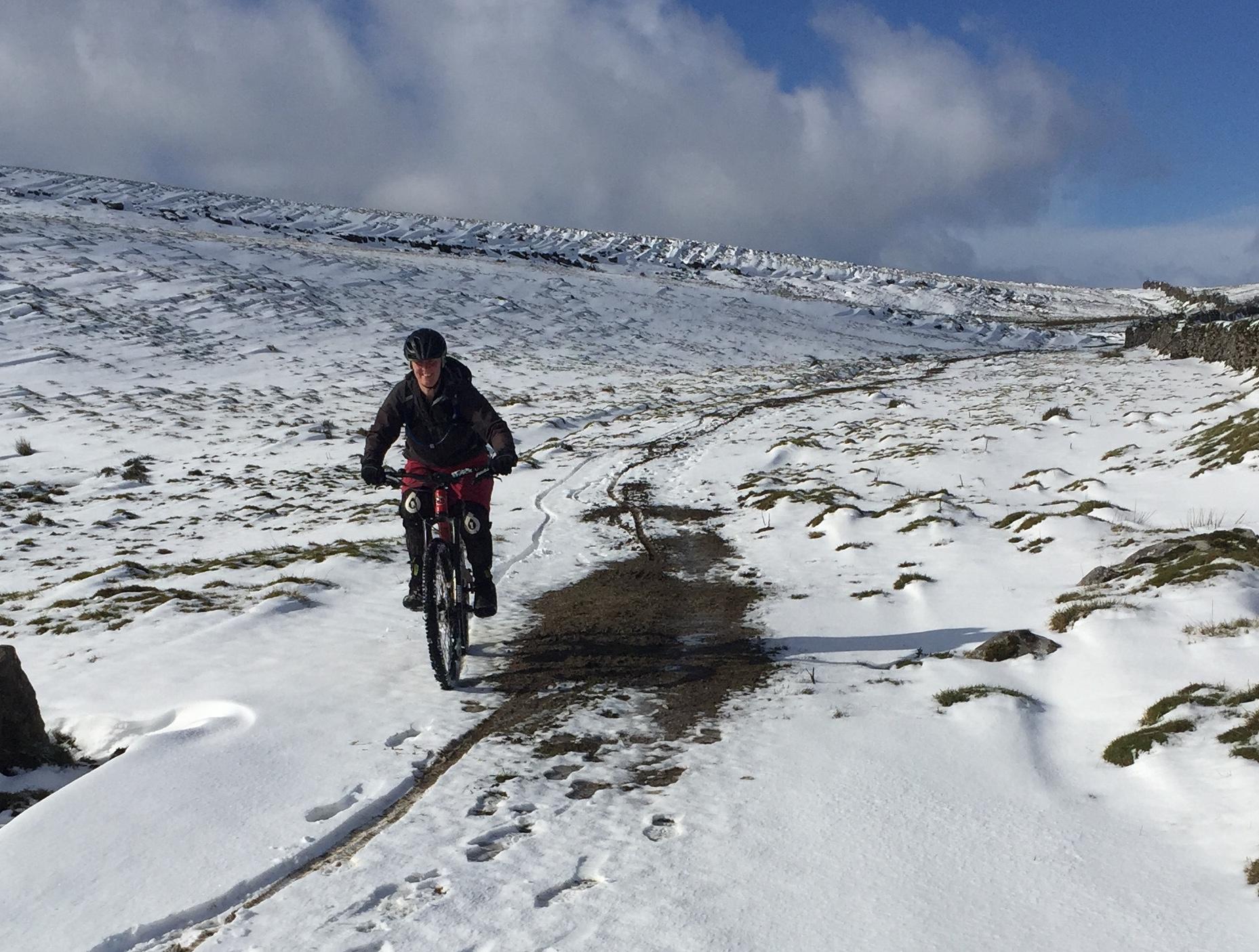 Snowy Settle Loop