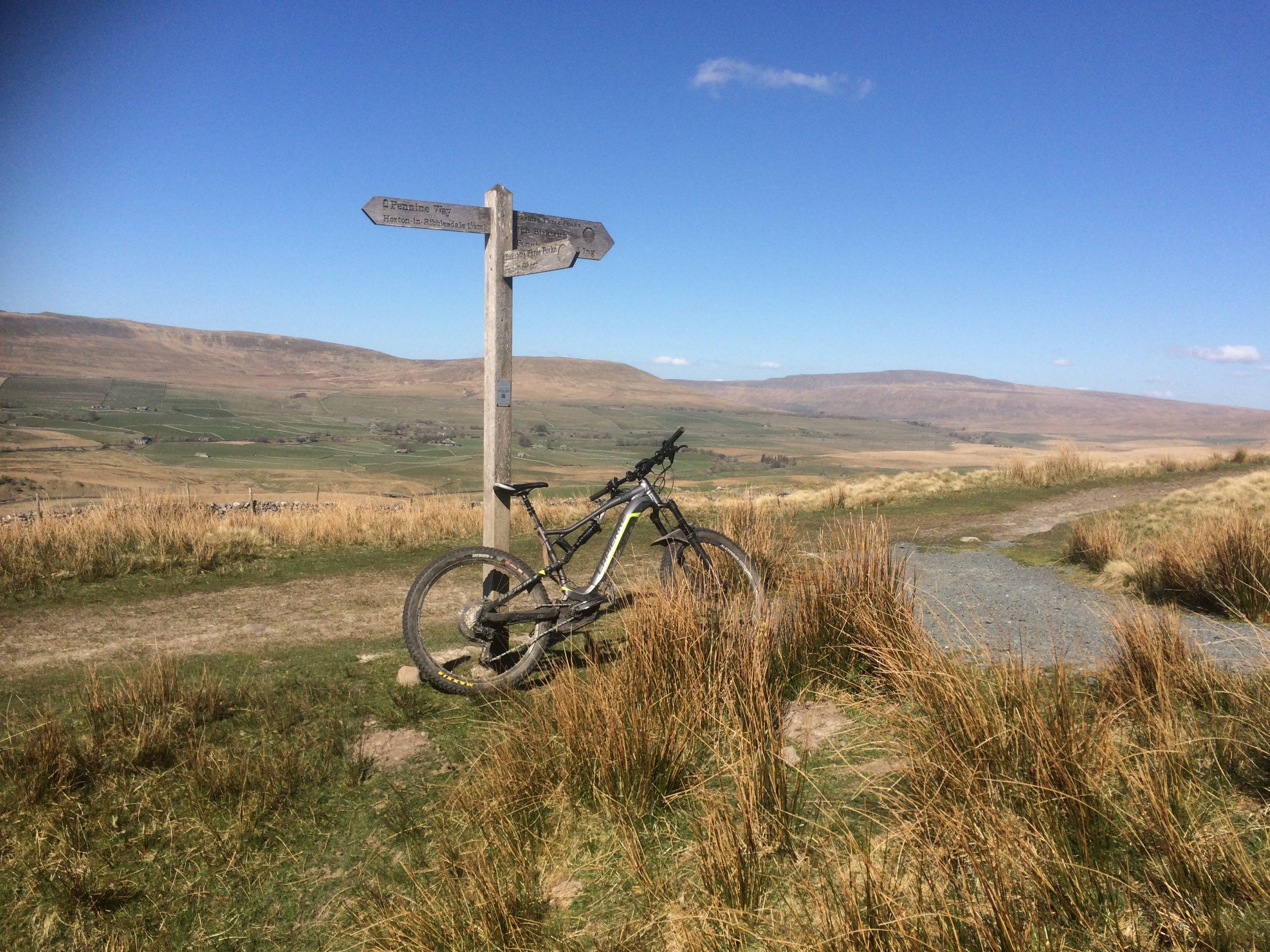 Pennine Mountain Biking